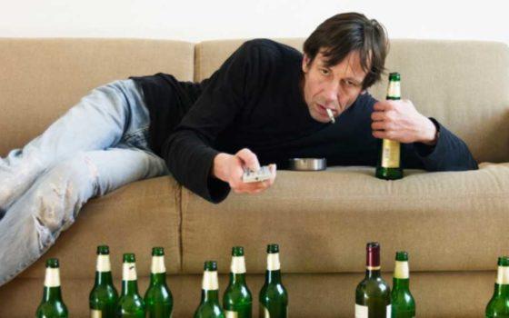 Как помочь алкоголику?